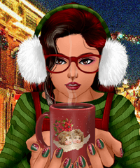 Holiday Avatar Creator Game