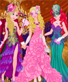 Royal Masquerade Ball Dress Up Game