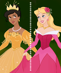 Fairytale Princess Maker Game