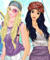 Music Festival Rivals Dress Up Game