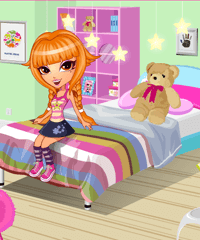 Cutie Yuki Bedroom Decoration