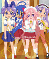 Lucky Star Dress Up Game