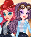 Mix and Match Summer and Fall Dress Up Game