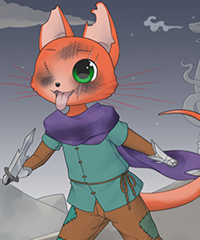 Cat Adventurer Dollmaker Game