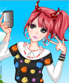 Emo Profile Picture Dress Up Game