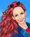 Go Surfing Dress Up Game