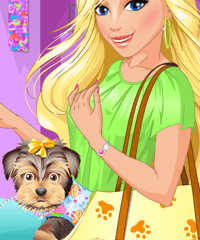 Doggy Bag Dress Up Game