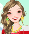Best Rainbow Dresses Dress Up Game