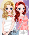 Little Friend Dress Up Game