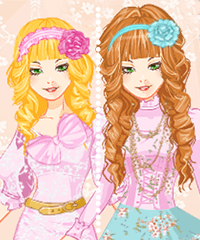 Hime Gal Dress Up Game