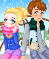 Date After School Dress Up Game