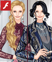 Velvet Dream Dress Up Game