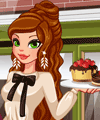 Chocolate Chef Dress Up Game