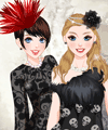 Ghost Princesses Dress Up Game
