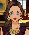 Dark Romance Dress Up and Make Up Game