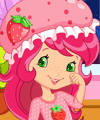Good Night Strawberry Shortcake Dress Up Game