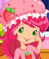 Good Night Strawberry Shortcake Dress Up Game