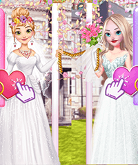 Wedding Day Drama Dress Up Game