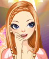 Dreaming Away Dress Up Game