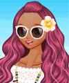 Summer Resorts Dress Up Game