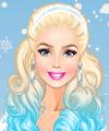 Snow Princess Dress Up Game