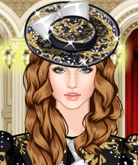 Modern Rococo Dress Up Game