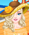 Sequin Fashion Dress Up Game