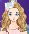 Beauty on Ice Dress Up Game