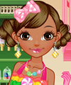 Candy Hair Salon Make Up Game