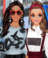 New York Girls Dress Up Game