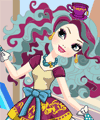 Madeline Hatter Ever After High Dress Up Game