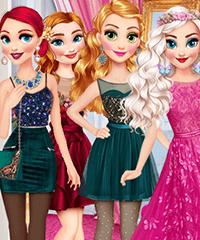 Fashion Designer Gala Dress Up Game