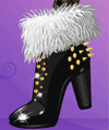 Winter Boots Shoe Designer Game