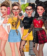 Change Your Style VSCO vs E-Girl Dress Up Game