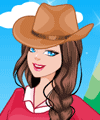 Sunny Farm Dress Up Game