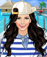Swimsuit for a Sunny Day Dress Up Game
