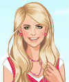 Sweet Spring Dress Up Game