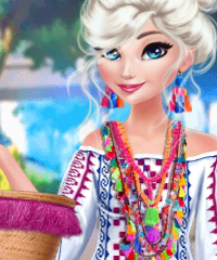 Elsa Tassel Design Game