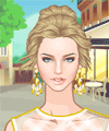 Summer Sheer Dress Up Game