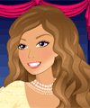 Movie Star Make Up Game