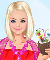 Resort Wear Dress Up Game