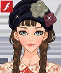 Mori Hair Salon Makeover Game