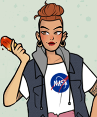 Non-binary Maker Dress Up Game