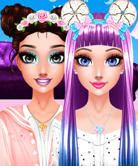 Kawaii Cuties Makeover Game