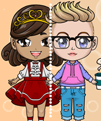 Kawaii Chibi Avatar Maker Game