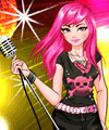 It Girl Rock Tonight Dress Up Game