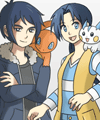 Pokemon Trainer Female and Male Creator