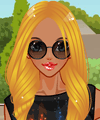 Round Glasses Dress Up Game