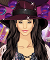 Hippie Chic Dress Up Game