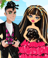 Dress up games monster high wedding images